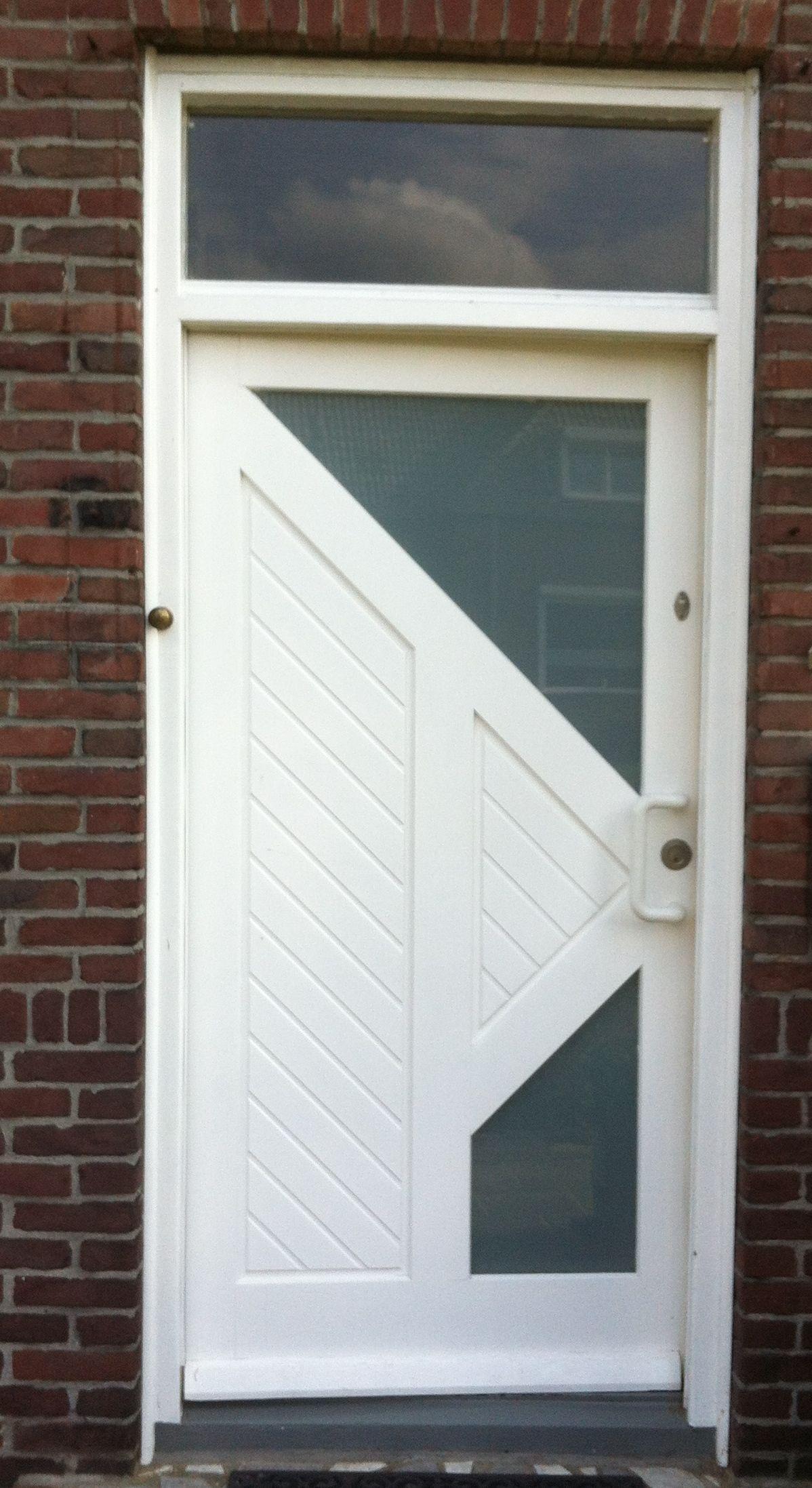 deur 1 voor