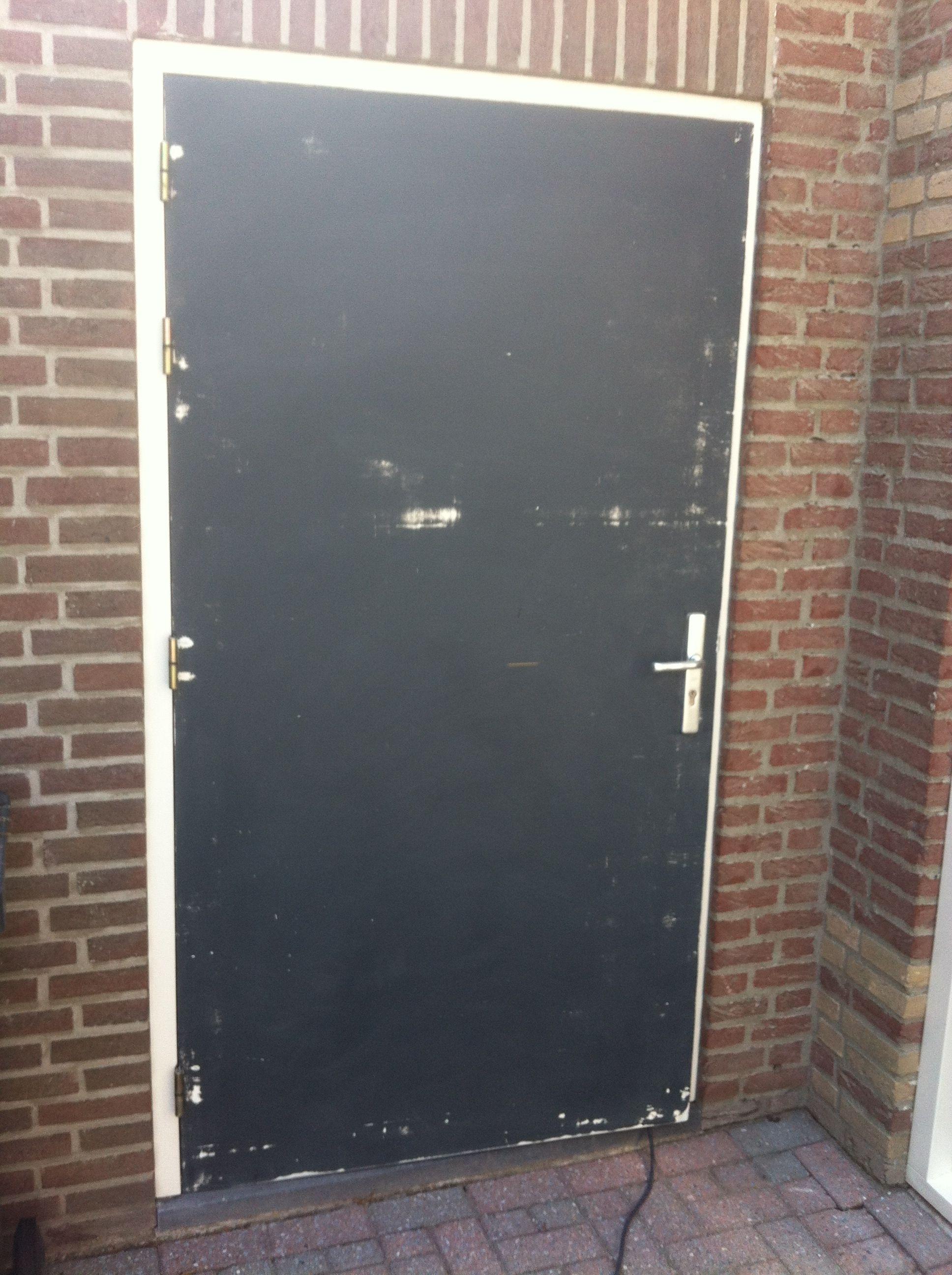 deur 2 voor