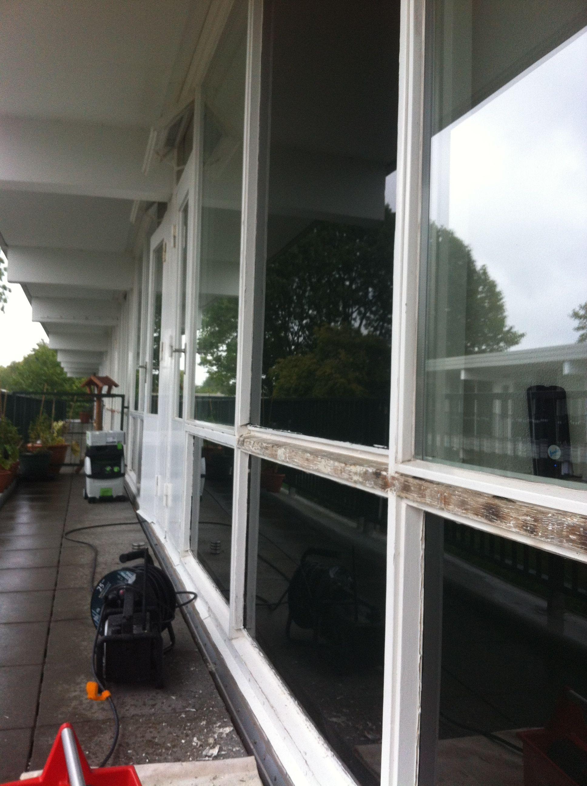 raamwerk appartement voor